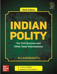 Free Download Indian Polity laxmikanth 6th edition pdf in hindi